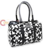 Paul Frank Skurvy AOP Speedy Duffule Bag Hand Bag