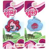 My Little Pony Pinkie Pie Key Cap , PVC Key Holder