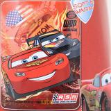 Disney Pixar Cars Mcqueen Fleece Throw Blanket -Round About