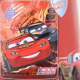 Disney Pixar Cars Mcqueen Fleece Throw Blanket -Round About