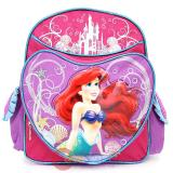 "Disney Little Mermaid Ariel  School Backpack 12"" Medium Bag- Princess Ariel"