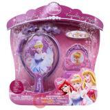 Disney Princess Cinderella Hair Brush Accessory Gift Set