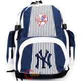MLB New York Yankees Large School Backpack NY Team Logo NY Trooper Bag