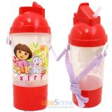 Dora The Explorer Dora with Boots  Snack & Sip Container Tumbler Cup