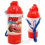 Disney Cars McQueen  Snack & Sip Container Tumbler Cup