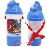 Marvel Spiderman Snack & Sip Container Tumbler Cup
