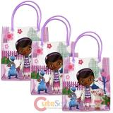 Disney Jr. Doc Mcstuffins PVC Party Gift Bag 3pc Set