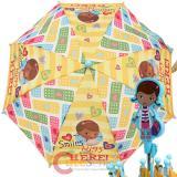 Disney Jr. Doc Mcstuffins Dottie Kids Umbrella - Smiles & Hugs