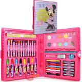 Disney Minnie Mouse Art Drawing Set 60pc Art Set