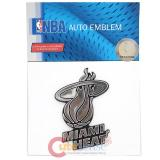 NBA Miami Heat Team Logo Auto Car Emblem