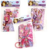 Disney Sofia The First Mini Stationery Set -24pc Set