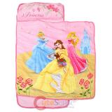Disney Princess Kids  Nap Mat with Pillow and Balnket