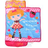 Lalaloopsy  Kids  Nap Mat with Pillow and Balnket