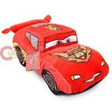 Disney Pixar Cars Mcqueen Plush Doll -19in Cuddle Pillow Cushion