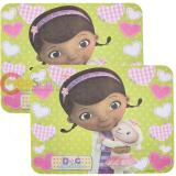 Disney Jr. Doc Mcstuffins Dining Placemat 24pc Paper Mat