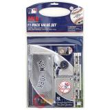 MLB NewYork Yankees 11pc School Stationary Set