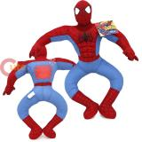 Mavel Spider Man Action Plush Doll 16in - Ready to Jump