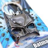 DC Comics Batman Mask Metal Key Chain Pewter 3D