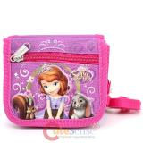 Disney Sofia The First Shoulder Strap Wallet  Mini Shoulder Bag