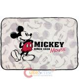 Disney Mickey Mouse Classic Raschel Plush Blanket 48x36