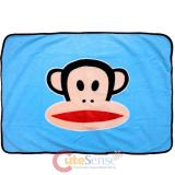 Paul Frank Face Fleece  Blanket Throw 40x24
