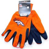 Denver Broncos  Utility Work Men's Gloves , NFL Gloves