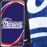 NFL New England Patriots Beach, Bath Towel - Classic Big Logo