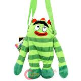 Yo Gabba Gabba Brobee Plush Doll  Mini Shoulder Bag
