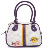 Los Angeles Lakers  Bowler Bag Purse Hand Bag
