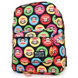 "Paul Frank Julius Dots School Backpack  16"" Large Bag"