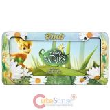 Disney Tinkerbell Fairies License Plate Frame -Dreamland