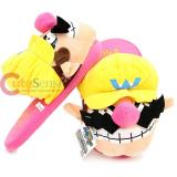 Super Mario Bros Wario  Plush Doll Slipper