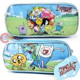 Adventure Time Finn and Jake Pencil Case , Group  Pouch  Bag - Ball Play