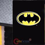 "DC Comic Batman Logo Soft Plush Carpet  Area Rug (72""x48"" ,  4ft x 6ft )"