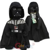 "Star Wars Darth Vader Plush Doll  Backpack  20"" Plush Costums Bag"