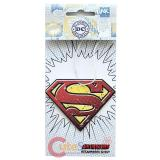 DC Comics Superman Shield Logo Hanging Air Freshener Car Auto Accessory 2pc set