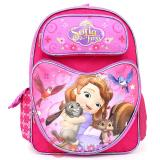 "Disney Sofia The First  Large school backpack 16"" Book Bag - Little Princess"