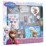 Disney Frozen  Anna Snow Queen Kids Beauty Kit ( 35pc)