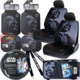 Star Wars Darth Vader  Car Seat Covers Accessories Complete 11PC Set