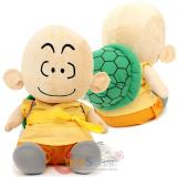 Dragon Ball Z Krillin Plush Doll with Shell Bag - 11in