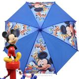 Disney Mickey Mouse Friends Kids Umbrella  with 3D Figure Handle