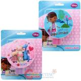 Disney Jr. Doc Mcstuffins with Friends  Night Light,  Bed Electronic 2pc Set  : 110V