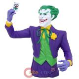 DC Comics Batman Joker Bust Coin Bank 3D Figure Bank