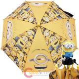 Despicable Me Kids Umbrella with 3D Minion Figure