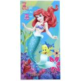 Disney Princess Little Mermaid Ariel  Cotton Beach, Bath Towel - Life Under the Sea