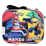 Nintendo Super Mario Kart 7  School Lunch Bag Insulated Box - Racer