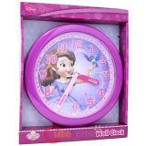 Disney Sofia The First  Wall Clock -9.5in
