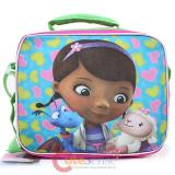 Disney Jr. Doc Mcstuffins School  Lunch Bag Snack Bag - Lovely Friends