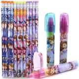 Disney Sofia The First Pencil Fragrance Eraser  15pc  Set