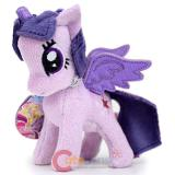 My Little Pony  Plush Doll Key Chain  Clip On Toy -Twilight sparkle
